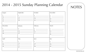 labor day present for you downloadable planning calendars with